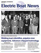 EB News March 2001