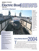 EB News March 2005